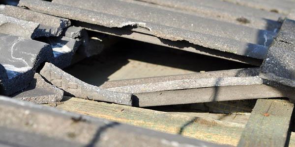 Domestic House Roof Leak Repair