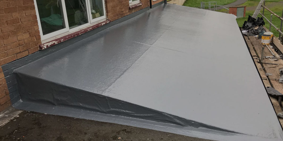 Grp Fibreglass Roofing Flat Roofing Solutions Flat