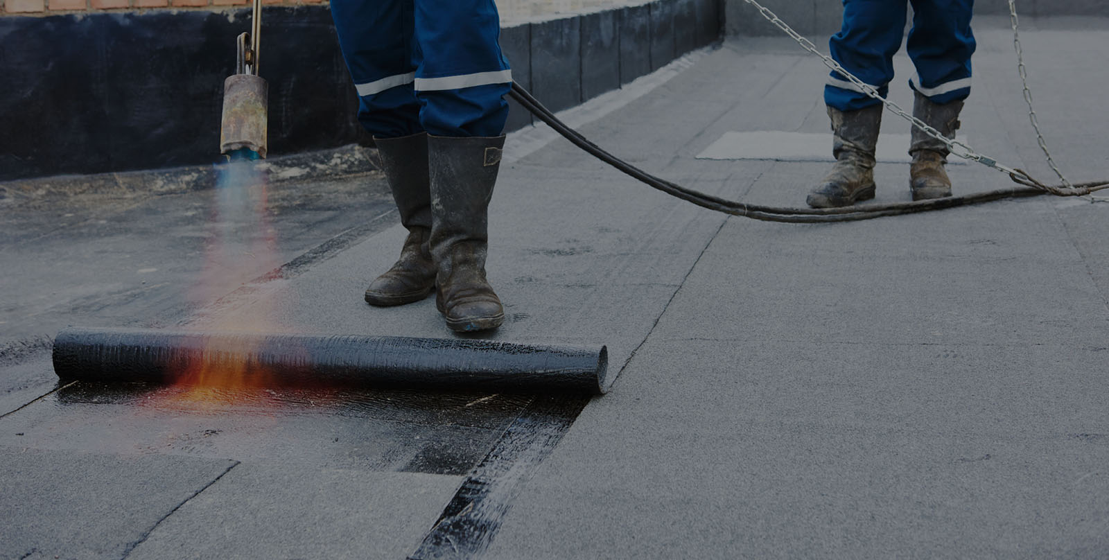 Nationwide Flat Roof Repairs